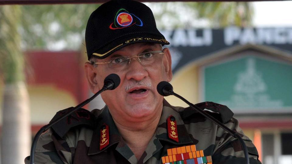 Bipin Rawat,Arup Raha,Army chief