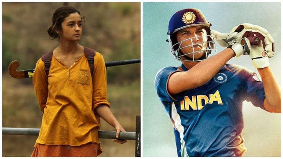 Alia Bhatt and Sushant Singh Rajput are our pick of the year.