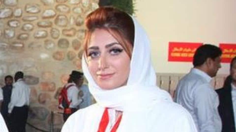 Bahrain,woman journalist,Eman Salehi