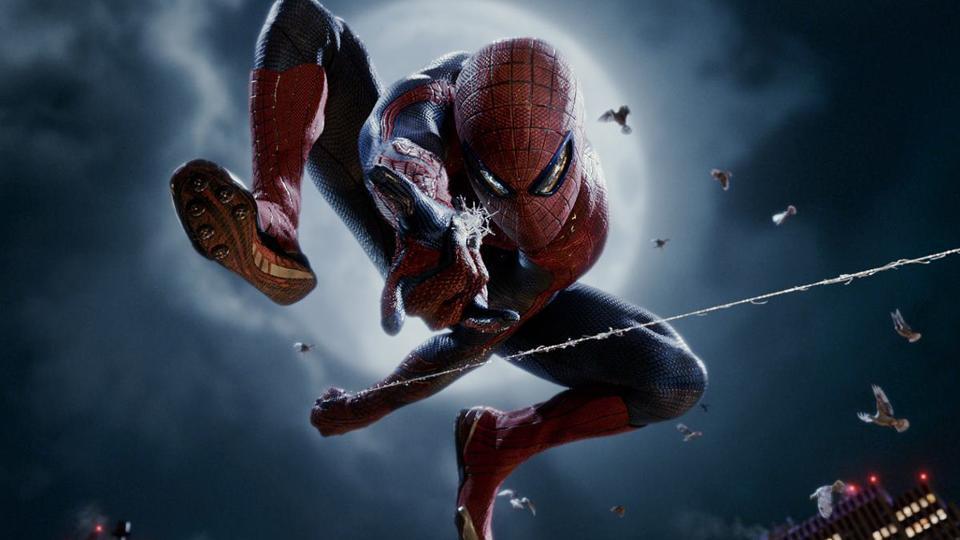 Andrew Garfield,Spider Man,Amazing Spider Man