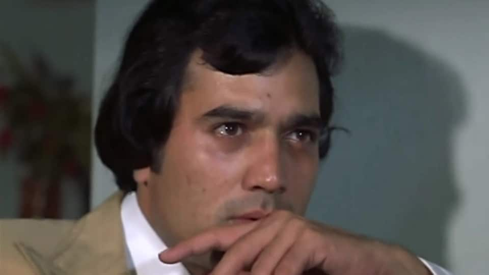 Rajesh Khanna has several hit films to his credit including Anand, Amar Prem and Namak Haraam.