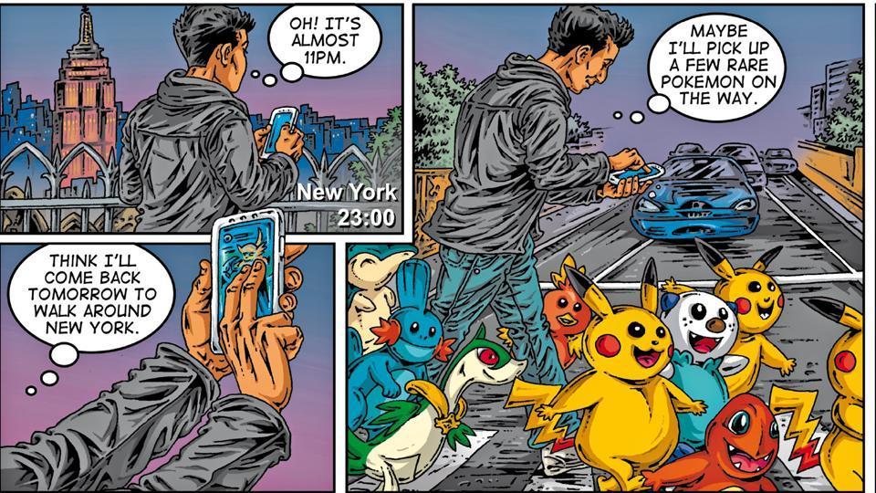 Comics,HT48Hours,Virtual Reality