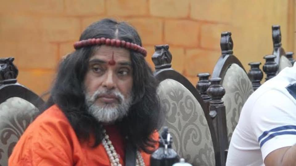 Swamiji has been out of the house at least twice this season - reportedly for some legal work.