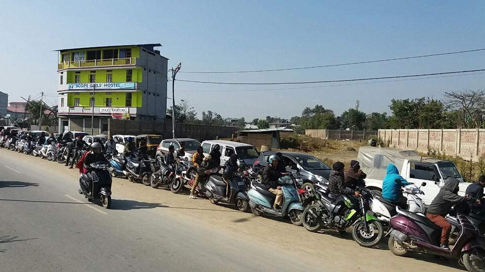 Manipur,Blockades,United Naga Council