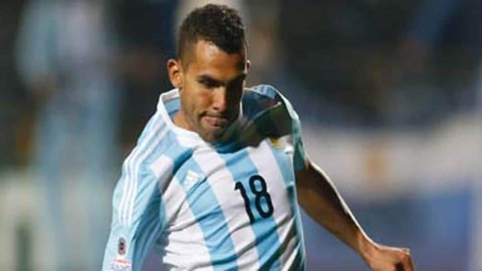 Carlos Tevez is the latest South American international player to be lured by Chinese clubs after he was acquired by Shanghai club Shenhua.