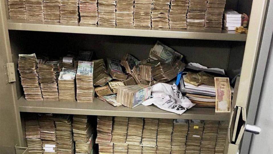 The Delhi Police carried out raids at Delhi lawyer Rohit Tandon's firms on December 11 and seized Rs 13.5 crore, of which Rs 2.6 crore was in new banknotes.