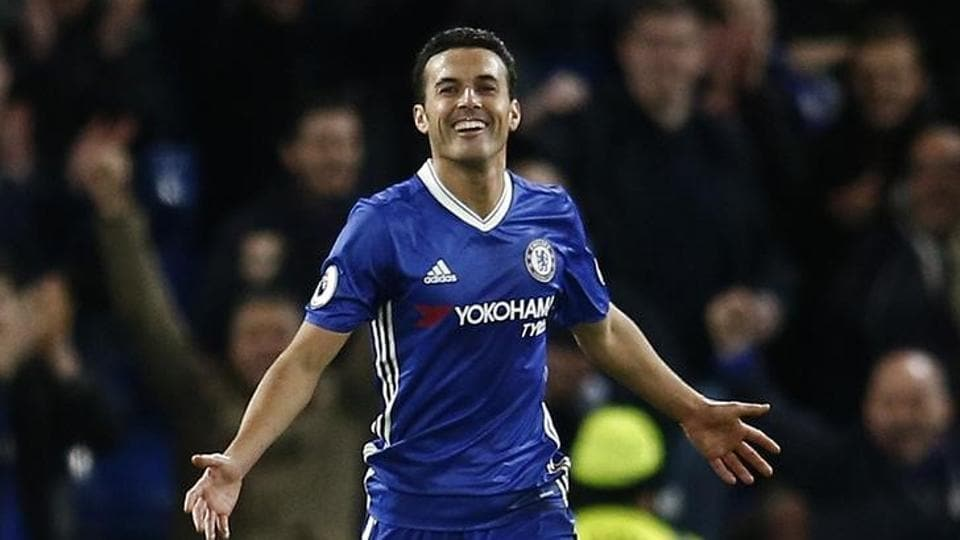 Chelsea FC's Pedro believes that it is more difficult in the Premier League than it was in the Spanish La Liga where he was playing for FC Barcelona.