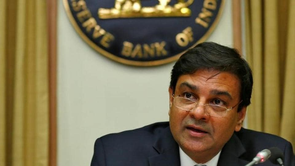 The Reserve Bank of India governor Urjit Patel speaks during a news conference in Mumbai, on December 7, 2016.