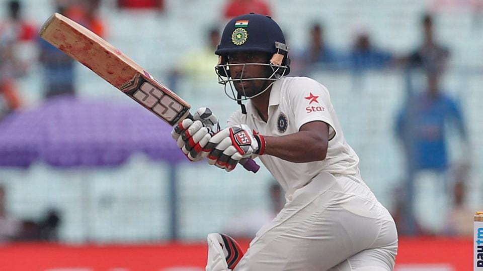 Wriddhiman Saha said on Thursday that he is not competing with Parthiv Patel for a place in the Test team.