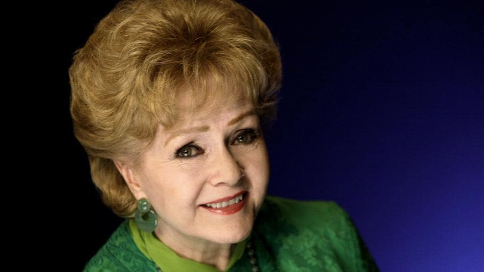 This Oct. 14, 2011 file photo shows actress Debbie Reynolds posing for a portrait in New York.
