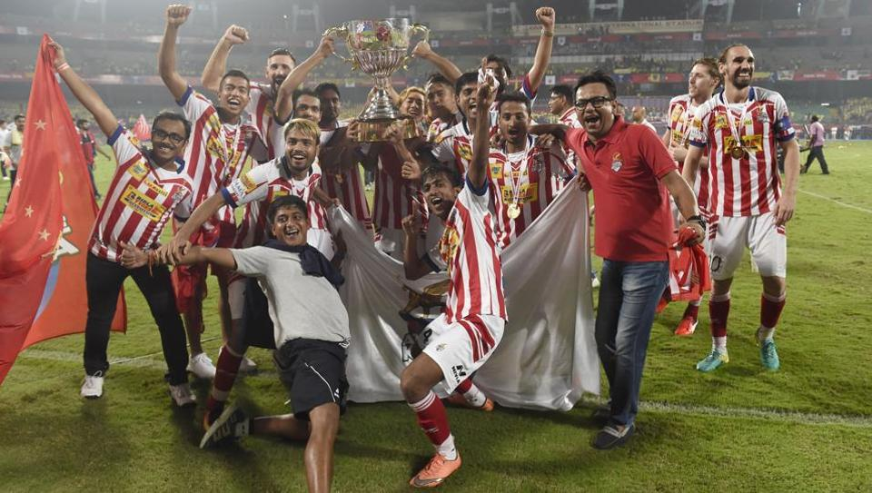 Bengaluru FC,Atletico de Kolkata,India Football 2016