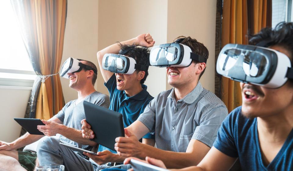 Gaming,Gadgets,Virtual reality