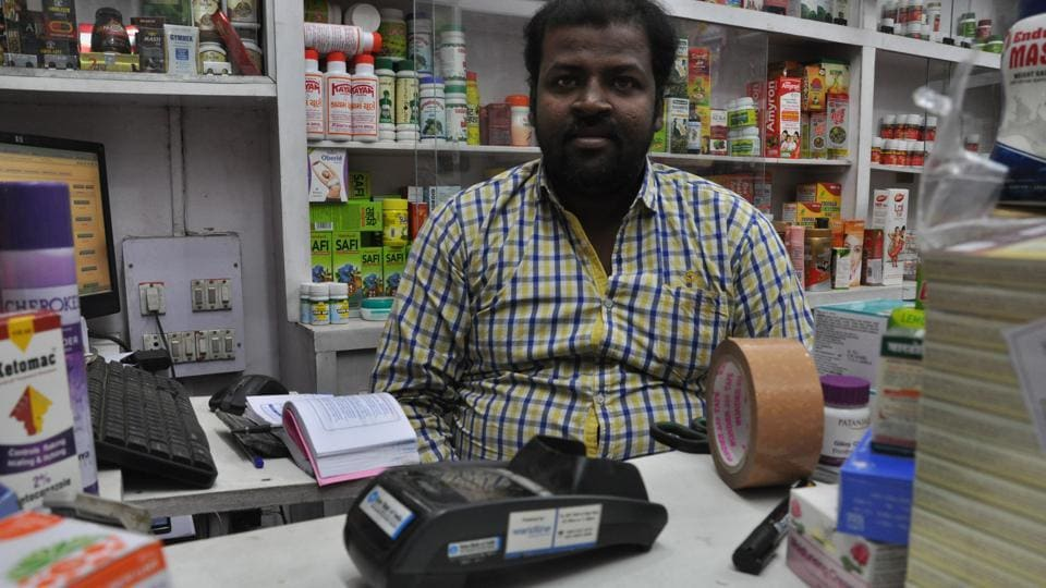 Traders in Dhanbad say they are running pillar to post to get POS machines.