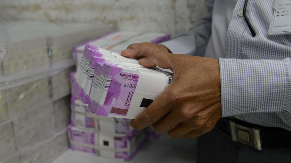 Currency printing press,RBI,Demonetisation