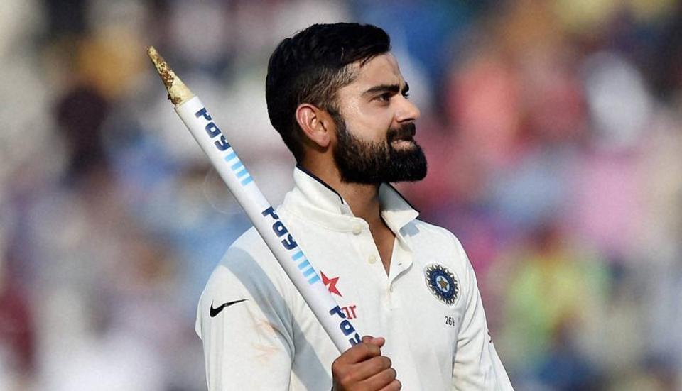 Aussie legend Glenn McGrath picked India Test skipper Virat Kohli to lead his 'Test Team of the Year' for 2016.