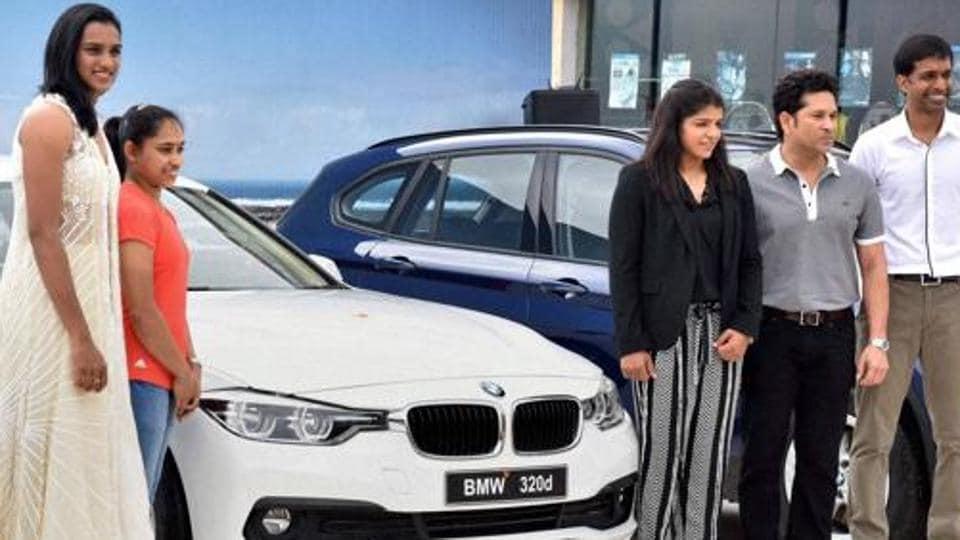 Dipa Karmakar was gifted a BMWby Sachin Tendulkar after her exploits in the 2016 Rio Olympics.