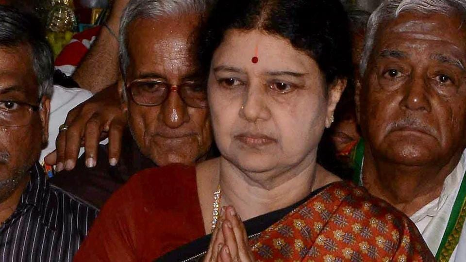 A small section in the AIADMK has expressed its reservations against Sasikala Natarajan's elevation as the general secretary.