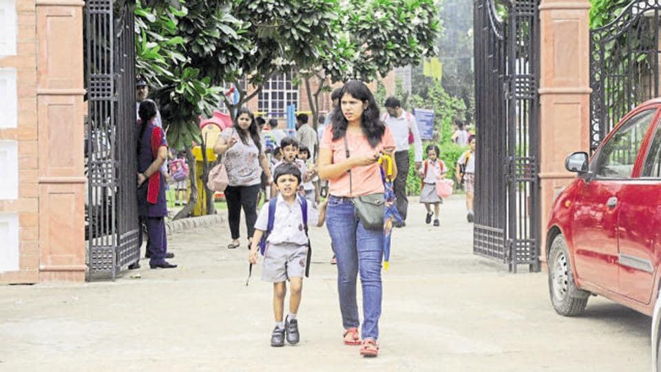 Nursery schools,Nursery admissions,Delhi