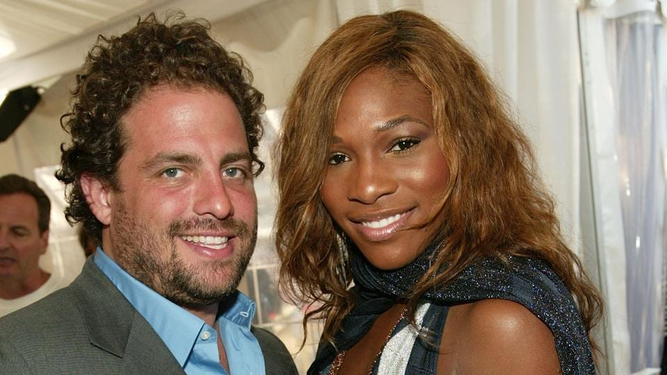 Director Brett Ratner and Serena Williams attend the CAA party at Variety's Beach Club during the 57th International Cannes Film Festival in May, 2004 in Cannes, France.  The duo has reportedly dated each other