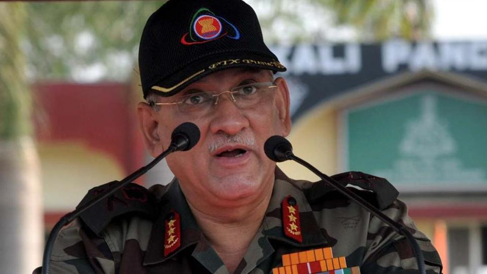 The government superseded two generals to elevate Gen Bipin Rawat to the army chief's post, sparking a debate over whether seniority or merit should determine top military appointments. (File Photo)