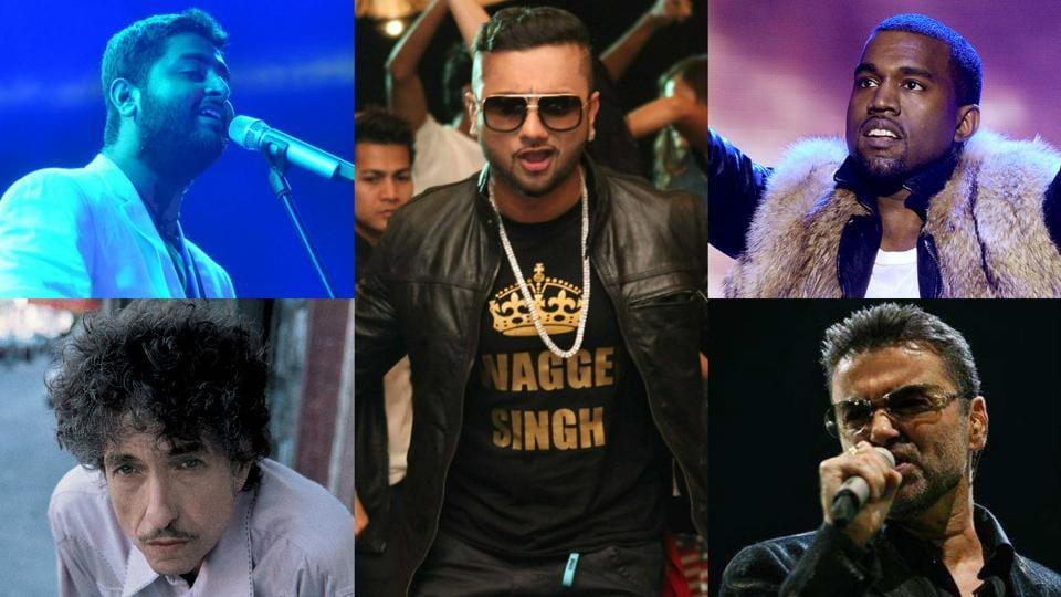 We look at Indian and international artistes that made headlines in 2016.