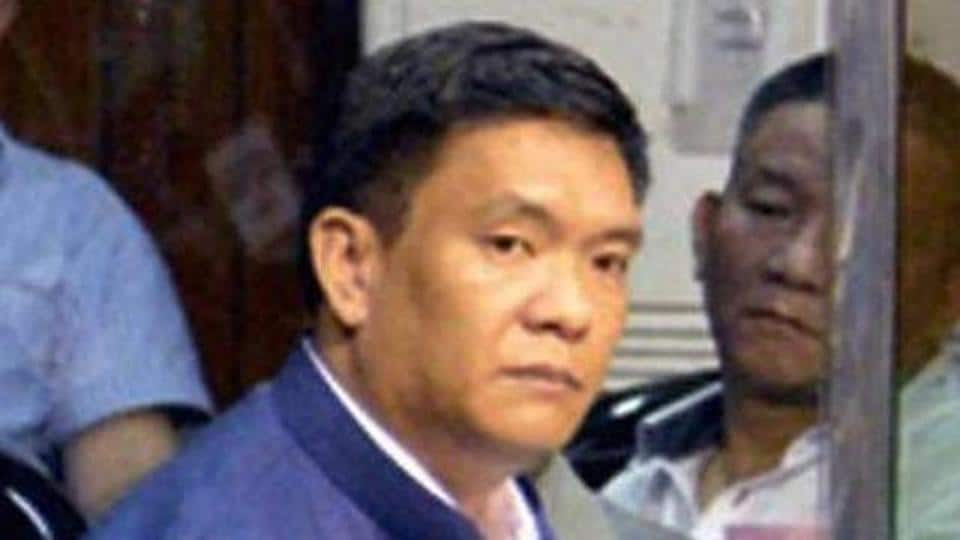 A file photo of Arunachal Pradesh chief minister Pema Khandu.
