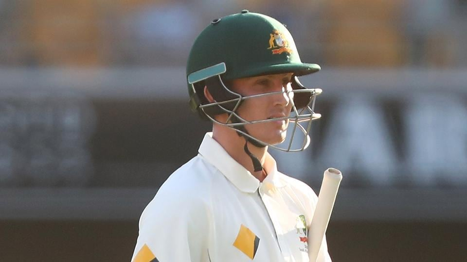 Nic Maddinson has been omitted for the Sydney Test against Pakistan after failing in three consecutive Tests.