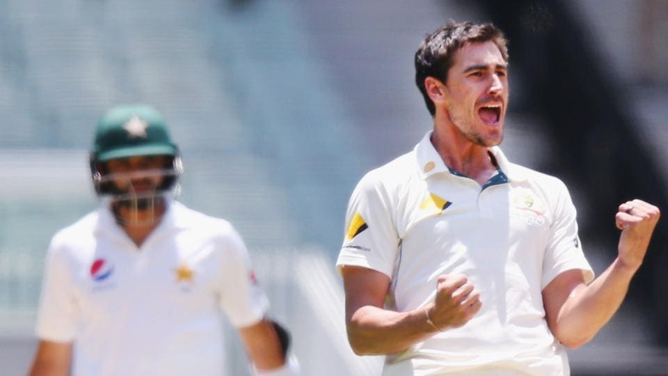 Mitchell Starc picked up four wickets as Australia clinched a magnificent innings and 18-run victory over Pakistan in Melbourne to take an unbeatable 2-0 lead in the three-Test series.