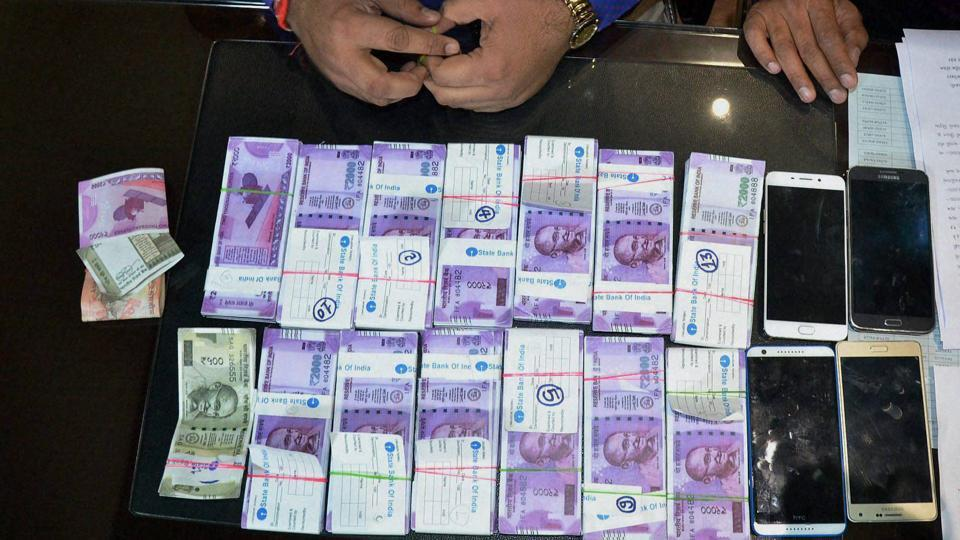 "J Shekar Reddy and his associates were arrested by the CBI on December 21 following the ""seizure"" of 127 kg gold and over Rs 170 crore in cash."