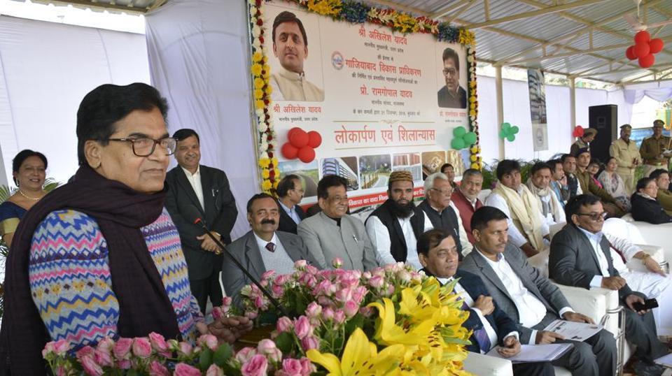 Rajya Sabha MP and Samajwadi Party general secretary Ramgopal Yadav has sided with Akhilesh Yadav in the feud within the ruling family of Uttar  Pradesh.