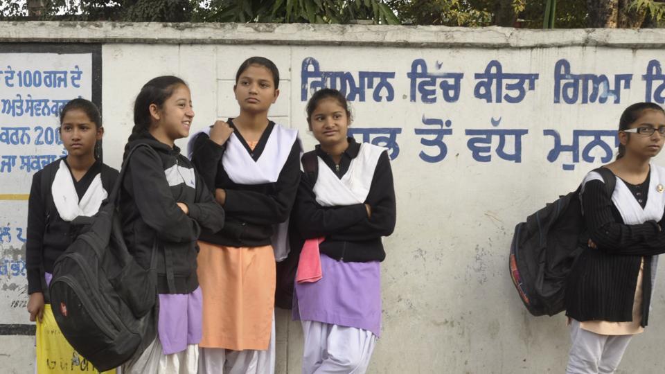 Punjabi studies,private schools,Education officers