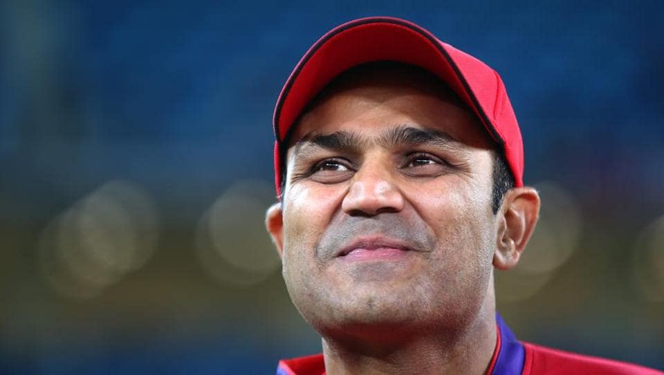 Virender Sehwag is well known for his funny tweets and this time, it was the turn of England cricketer Joe Root to get a personalised birthday wish from the explosive batsman.