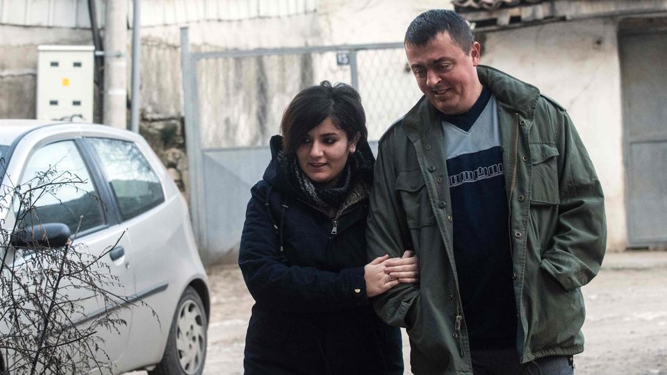 Refugee crisis,Macedonia,Kurdish Muslim