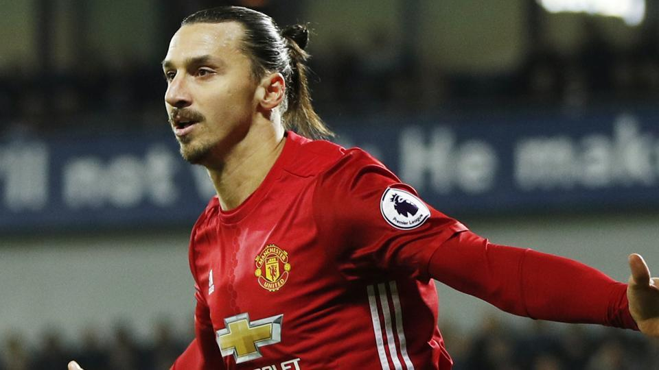 Zlatan Ibrahimovic has been the key for Manchester United F.C..'s revival as they seek a record fifth consecutive win in the 2016/17 Premier League.