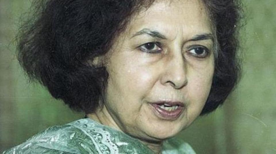 Sahitya Akdemi awardee Nayantara Sahgal has urged people to say no to a Hindu Rashtra as it endangers secularism.