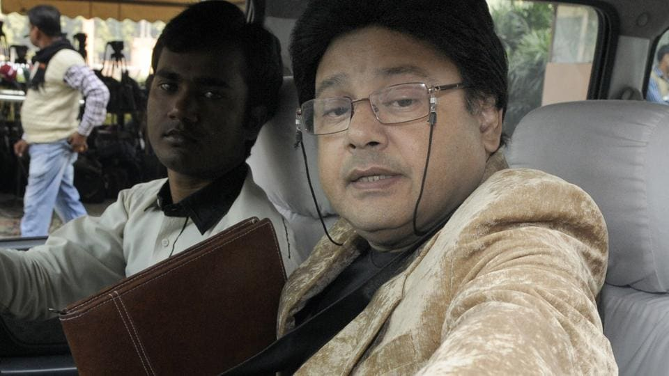 Trinamool Congress MP Tapas Pal was arrested on Dec. 30, 2016, in connection with the Rose Valley chit fund scam.