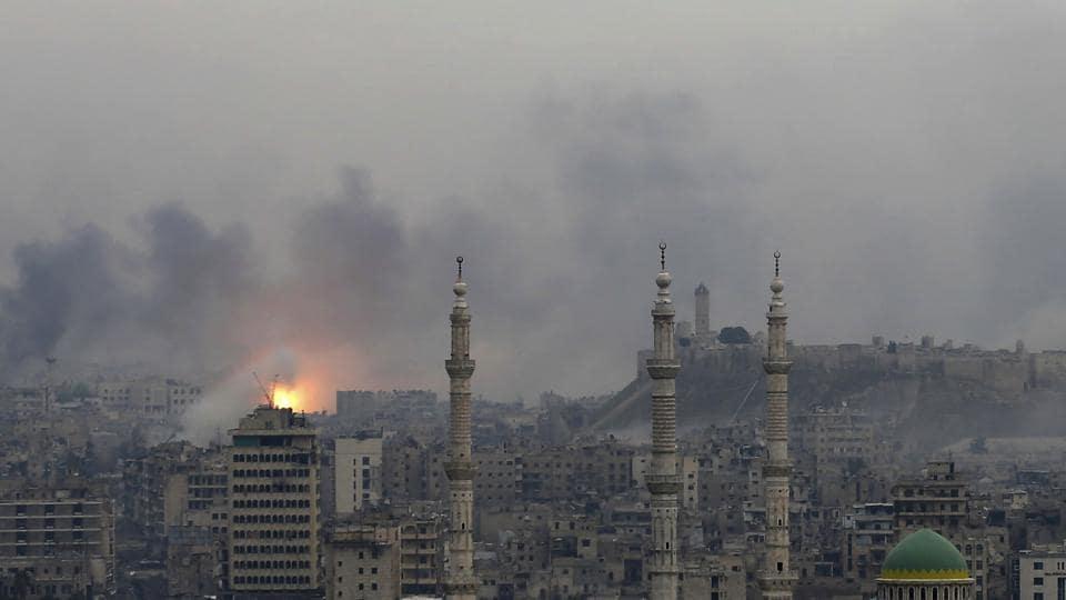 Islamic State,Russia,Air strikes