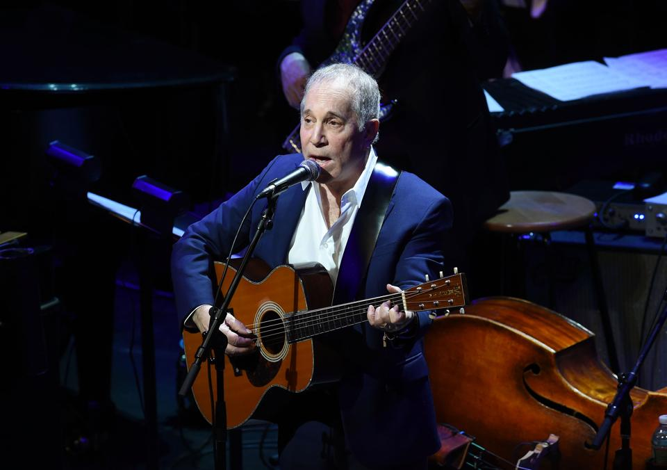 """Paul Simon can be called the pioneer of """"indie-folk"""" if that means songs with literate lyrics and innovative musical compositions"""
