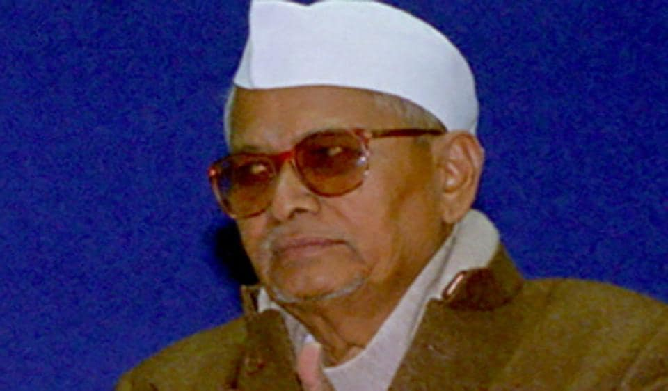 Balasaheb Vikhe Patil passed away at his residence in Ahmednagar after a prolonged illness. He was 84.