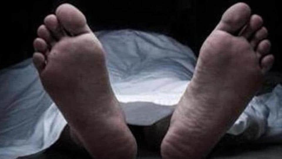 His bloodied body was found near a bus stand in Farukhnagar.