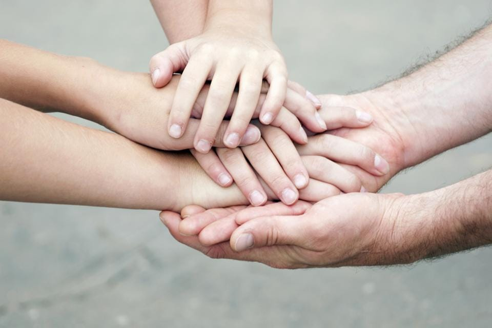 Love among members is the best fortune that a family can have.