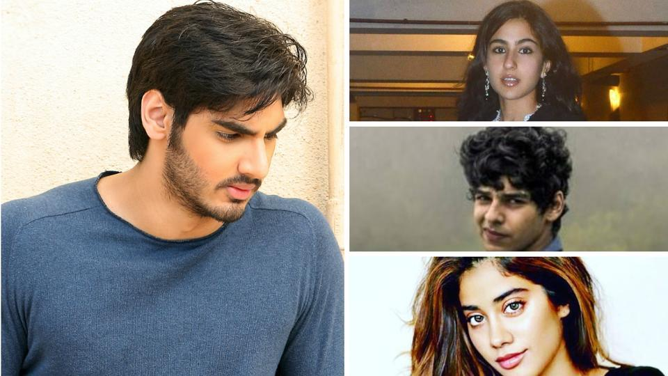 Ahan Shetty to debut in a film produced by Sajid Nadiadwala; Sara Ali Khan to  be launched by Karan Johar.
