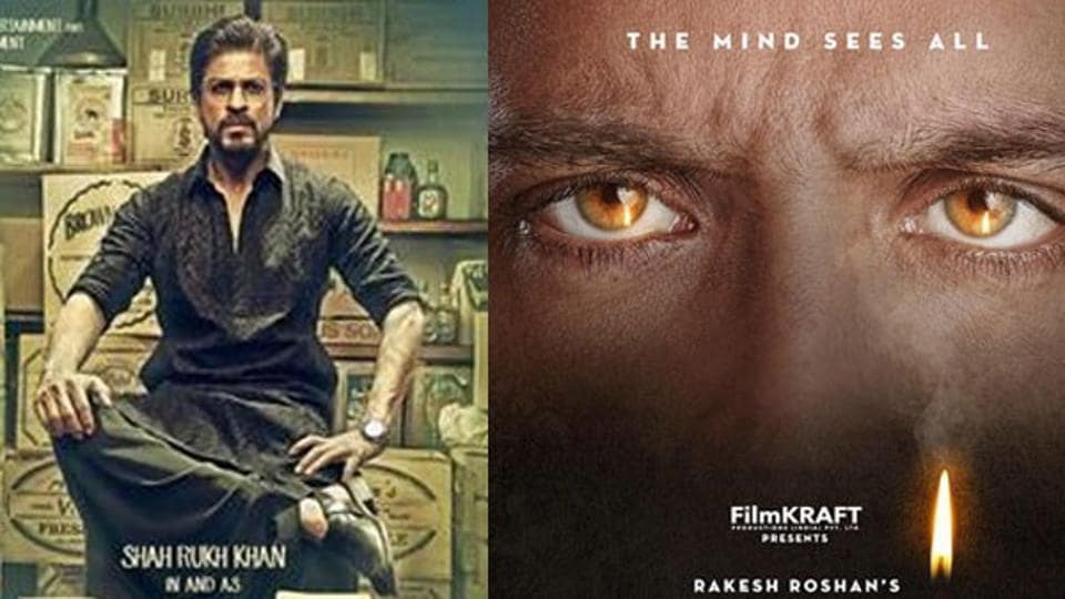 Raees and Kaabil will release on the same day, January 25, 2017.