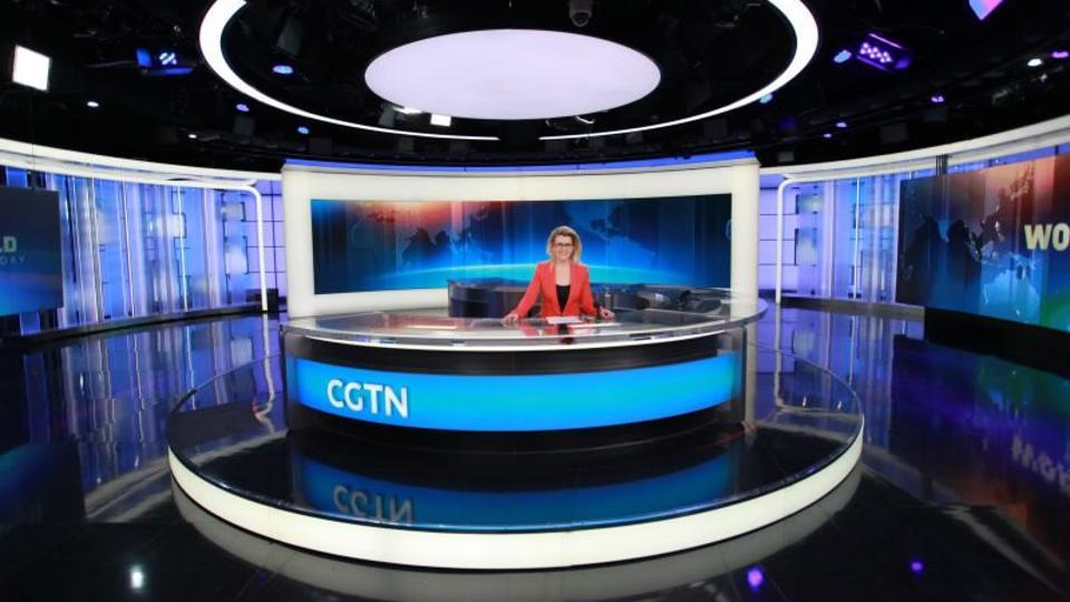 China,Xinhua news agency,China Central Television
