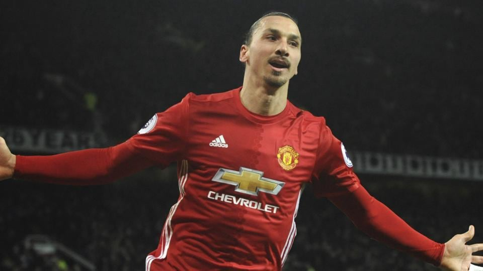 Zlatan Ibrahimovic has been in fine form for Manchester United F.C. as they seek their fifth consecutive win in the 2016/17 Premier League.