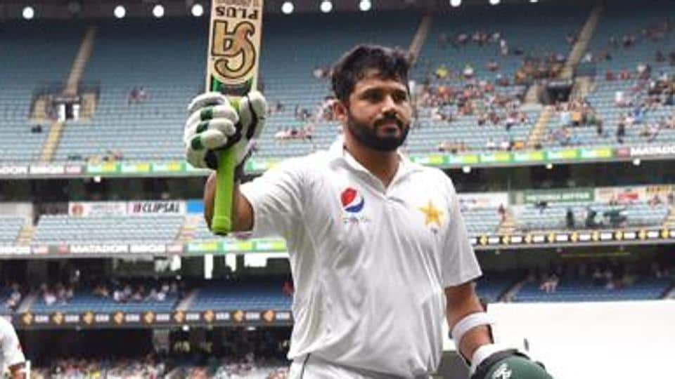 Azhar Ali became the first Pakistan batsman to score a double century in Tests in Australia and he finished 2016 in sixth in the ICC rankings for batsmen.