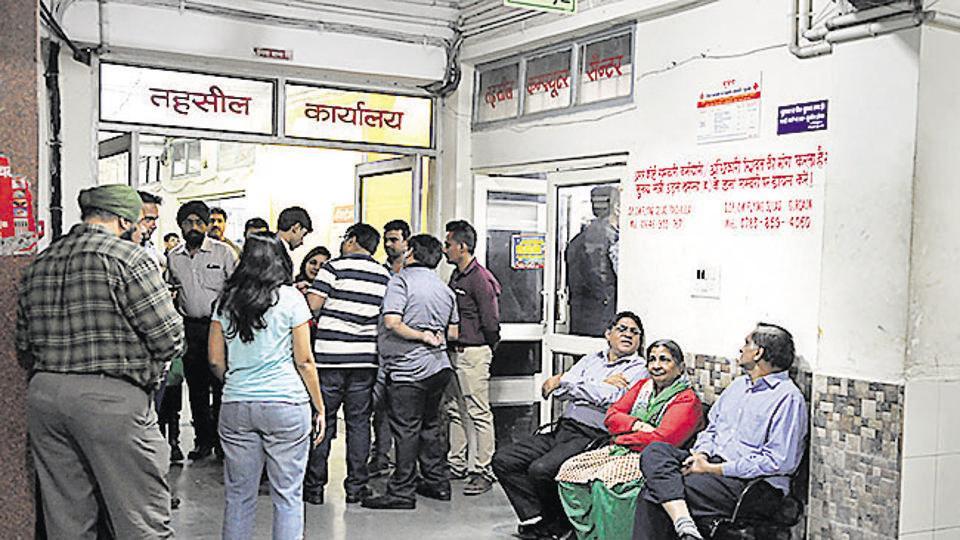 Gurgaon,demonetisation,property tax
