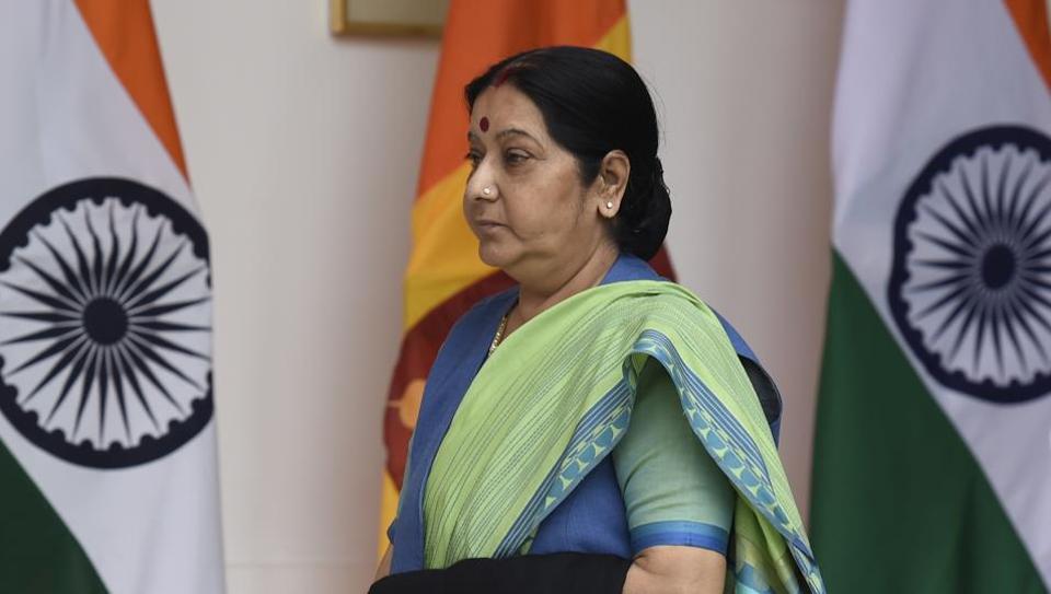 Sushma Swaraj,AIIMS,Swaraj helps patient