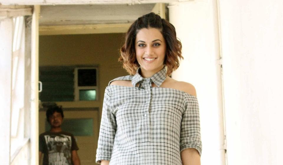 Actor Taapsee Pannu believes Bollywood has started showing more trust in her work.