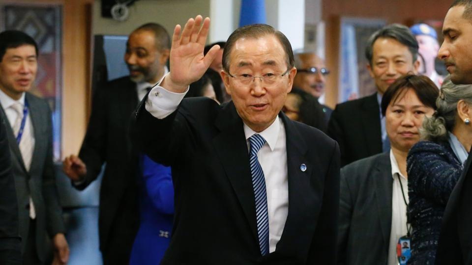 UN chief,Ban Ki-moon,UN secretary chief